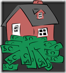 Gerald-G-House-sitting-on-a-pile-of-money-300px